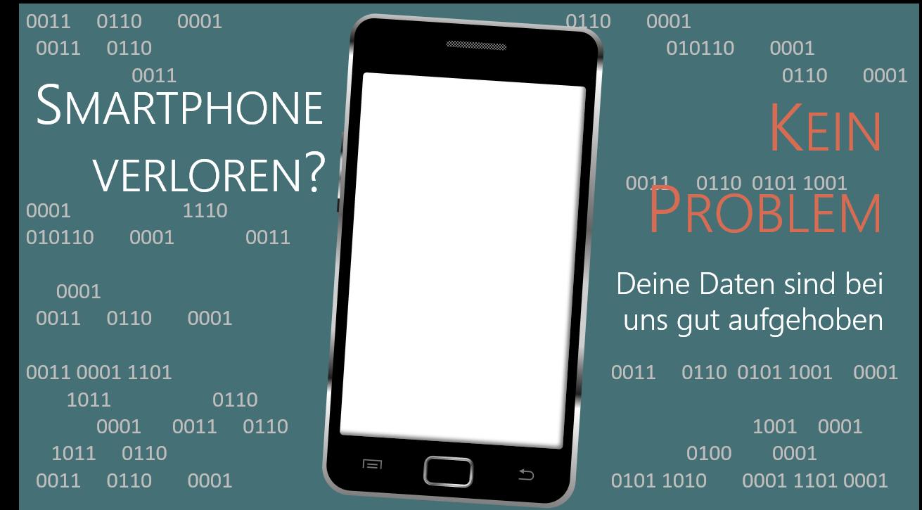 PowerPoint Vorlage: Smartphone in Szene setzen