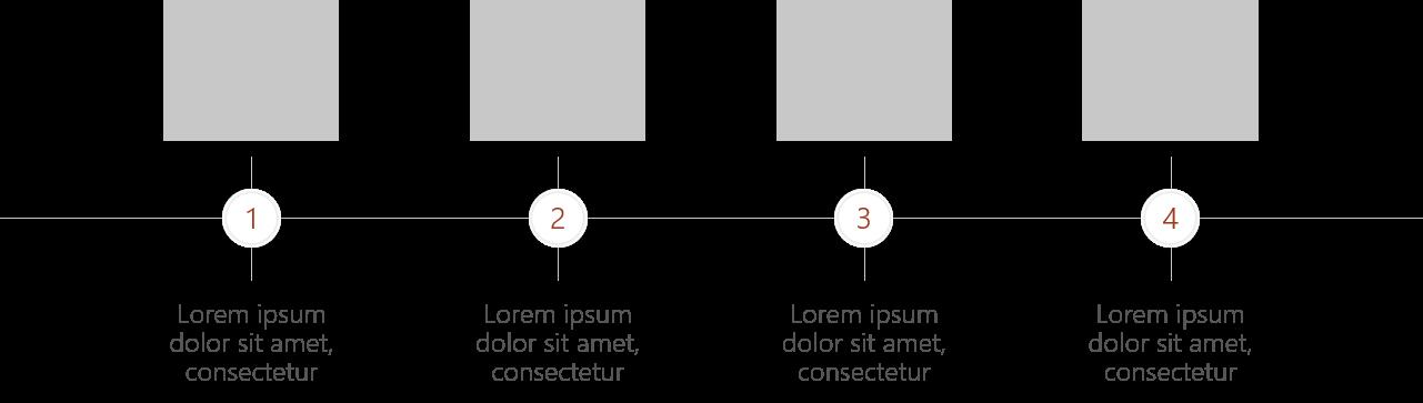 PowerPoint Vorlage: Produktevolution