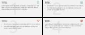 PowerPoint Vorlage: Text und Aufzählungen mit Piktogrammen