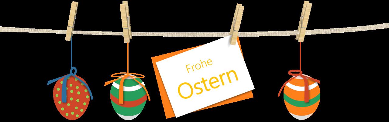 PowerPoint Vorlage: Ostergrüße
